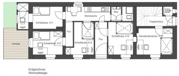 Werkstatt-Etage